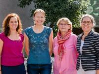 Klasse 1c, Tiger: Frau Schulz, Frau Schreiber, Frau Konopka & Frau Fischer