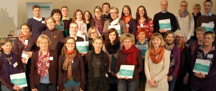 Auftaktveranstaltung Berlin 2013 - Abschluss in Berlin am 01./02.10.2014