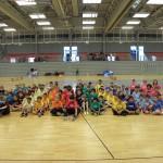 Handballstadtmeisterschaft 2015 - Eröffnung