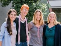 Klasse 3c, Pandas: Frau Wienecke, Frau Vendel-Vanberg, Frau Riensche und Frau Roisenzon