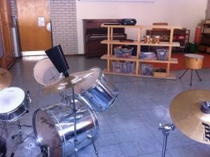 Musik- und Theaterraum
